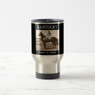 Man O' War Travel Mug