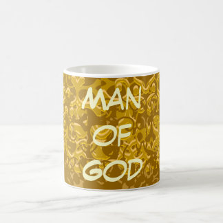 Man of God Coffee Mug