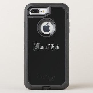 """Man of God"" Otterbox Defender seri iphone 7s case"