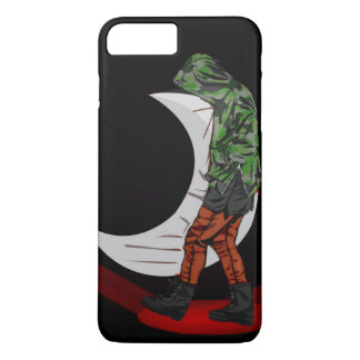 man of moon iPhone 8 plus/7 plus case