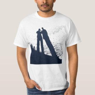 Man of Shadow Tee Shirts