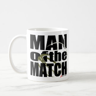 Man of the Match Coffee Mug