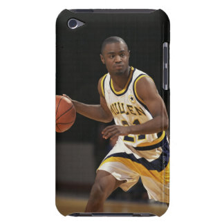 Man playing basketball 2 iPod touch Case-Mate case