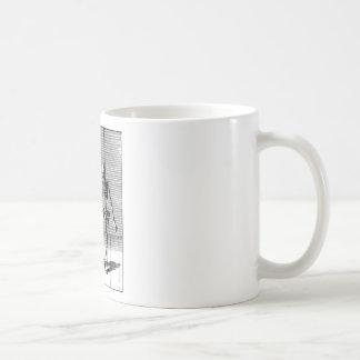 Man Proposing to a Skeleton Coffee Mug
