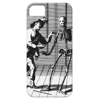 Man Proposing to a Skeleton iPhone 5 Cover