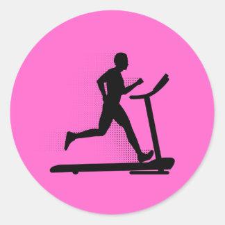 Running Man Stickers, Running Man Custom Sticker Designs