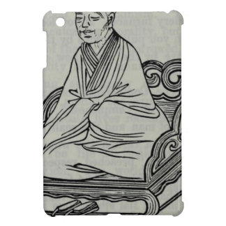 Man sitting in Meditation Pose iPad Mini Covers