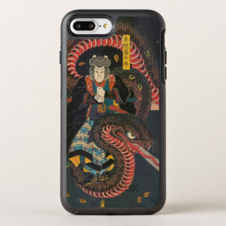 Man Summons Snake OtterBox Symmetry iPhone 7 Plus Case