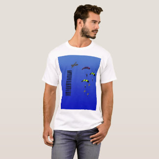 Man T-Shirt 10th Parachute Battalion