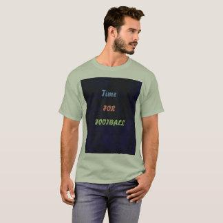 Man' T-Shirt, Purple design with Text. T-Shirt