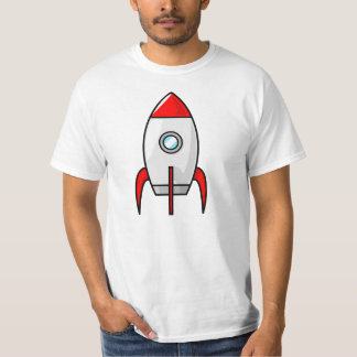 Man/Teenagers: T-Shrit In White! T-Shirt