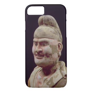 Man Travelling Along the Silk Route,detail of the iPhone 7 Case