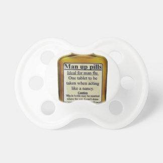 Man Up Pills Pacifier
