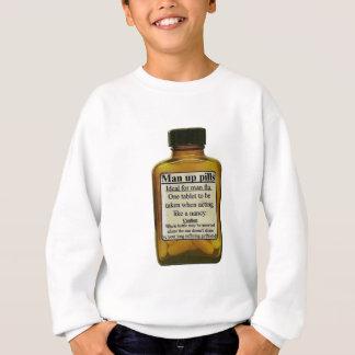 Man Up Pills Sweatshirt