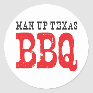 Man Up Stickers