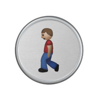 Man Walking - Emoji Speaker