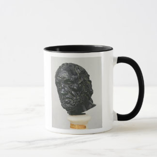 Man with a Broken Nose, 1865 Mug