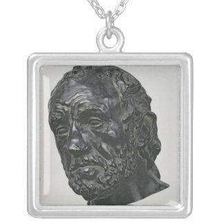 Man with a Broken Nose, 1865 Pendant