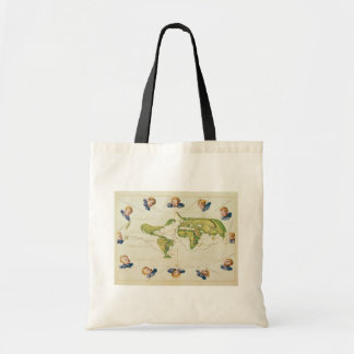 Man with Pipe, 1892-96 (oil on canvas) Tote Bag