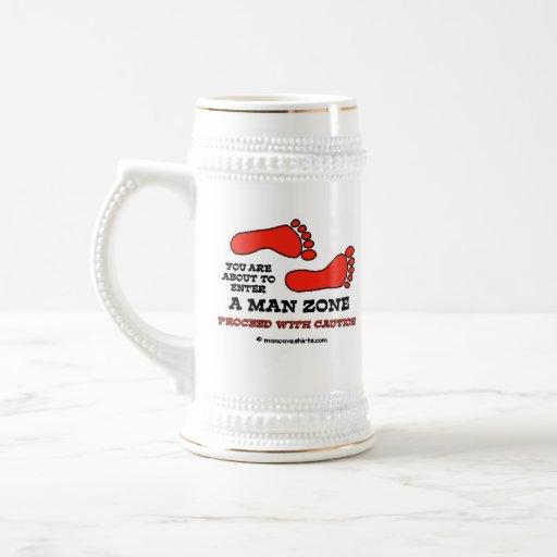Man Zone Mug