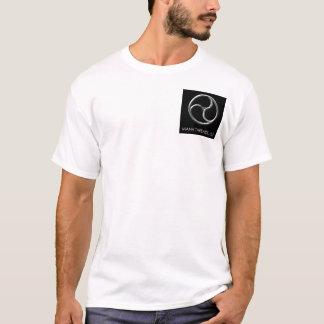 Mana Threads shirt - one pocket logo, one on back