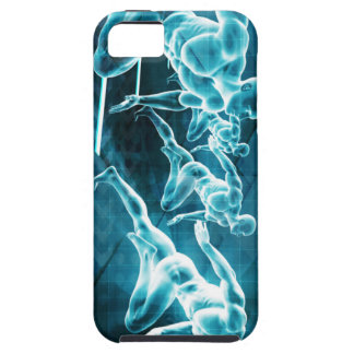 Management Solution Abstract as a Business Concept iPhone 5 Cases