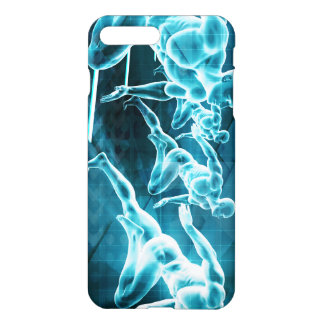 Management Solution Abstract as a Business Concept iPhone 7 Plus Case