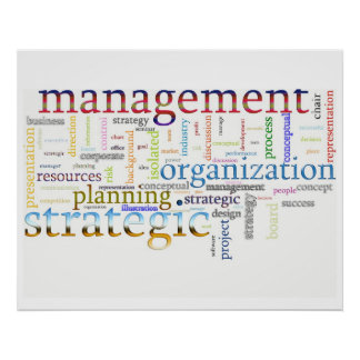 management strategic  Related Text Poster