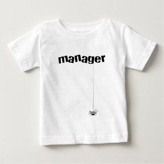 Manager Baby T-Shirt