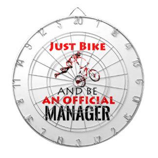 manager design dartboard