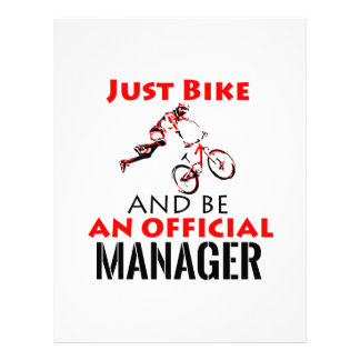 manager design letterhead