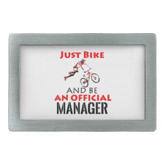 manager design rectangular belt buckles
