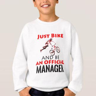 manager design sweatshirt