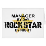 Manager Rock Star by Night