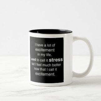 Managing Stress Mug