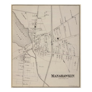 Manahawkin, New Jersey Poster