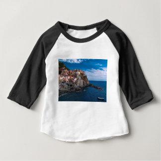 Manarola, cinque terre. Italy Baby T-Shirt