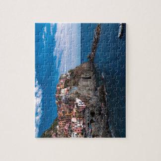 Manarola, cinque terre. Italy Jigsaw Puzzle