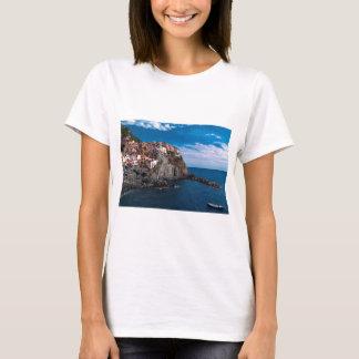 Manarola, cinque terre. Italy T-Shirt
