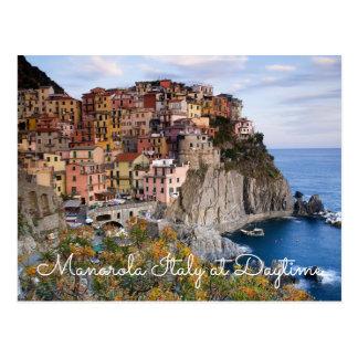 Manarola Italy at Daytime Skylines Postcards