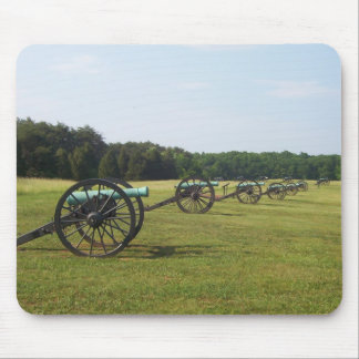 Manassas Battlefield - Civil War Mouse Pad