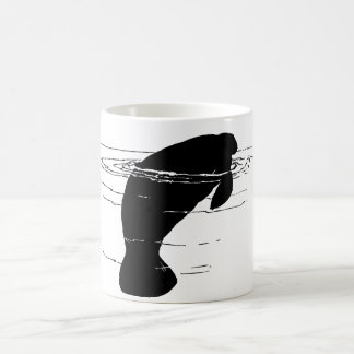 manatee coffee mug