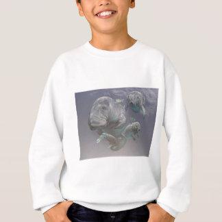 Manatee Family Sweatshirt