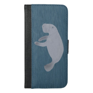 Manatee iPhone 6/6s Wallet Case