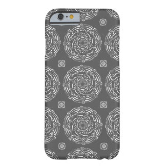 Manatee Mandala Barely There iPhone 6 Case