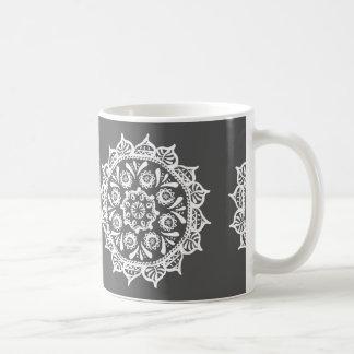 Manatee Mandala Coffee Mug