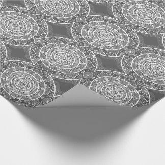 Manatee Mandala Wrapping Paper