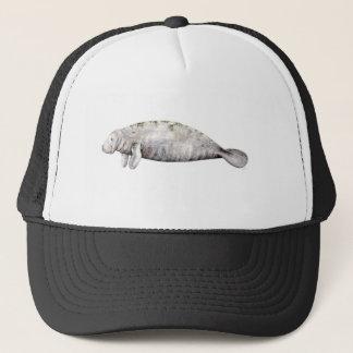 Manatee Trucker Hat