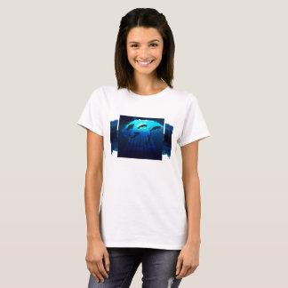 Manatees and Mermaids T-Shirt