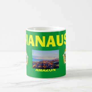Manaus Amazon Picture Mug